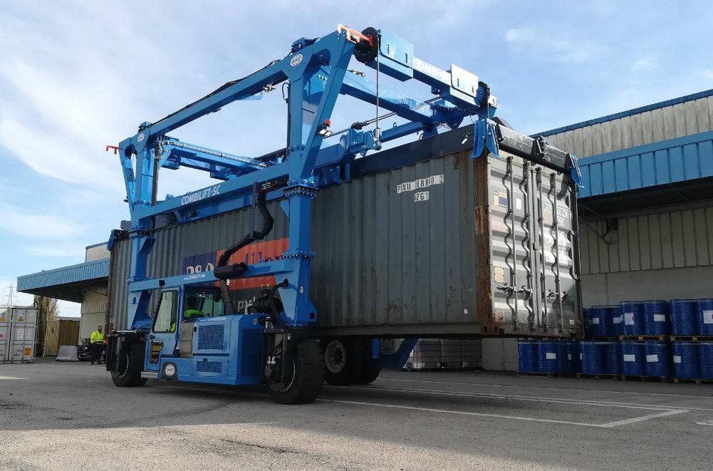 Logistics hub sosea transport et logistique internationale