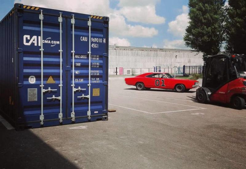 Pôle logistique automobile SOSEA